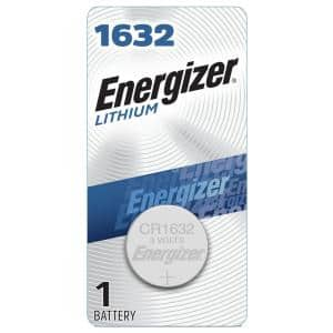 Specialty Battery Size: CR1632