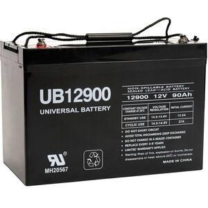 Trolling Motor in 12v Batteries