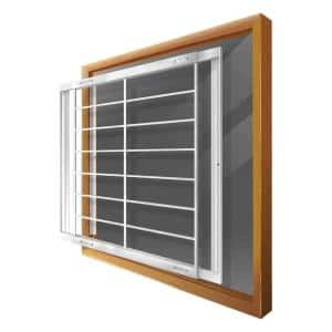 Removable in Window Security Bars