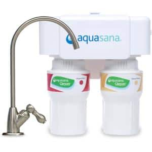 Faucet in Under Sink Water Filters