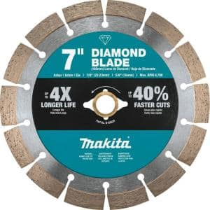 Blade Diameter (in.): 7