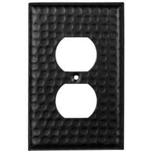 Black in Wall Plates