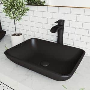 Bathroom Sink Front to Back Width (In.): 13