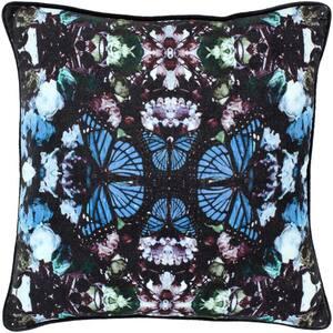 Blue in Throw Pillows