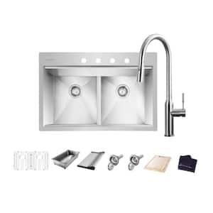 Sink w/ Faucet