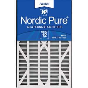 Air Filter Size: 16x25