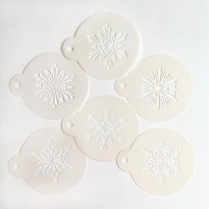 Designer Stencils in Baking Supplies