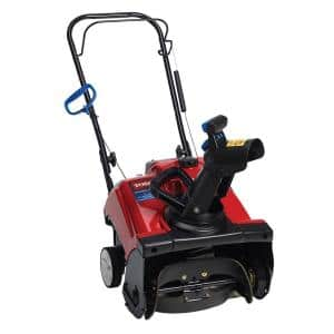 Single-Stage Snow Blower