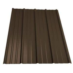Brown in Building Materials