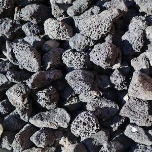 Small in Bagged Landscape Rocks