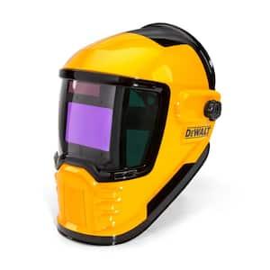 Variable Shade Lenses in Welding Helmets