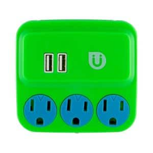 Outlet Adapters & Converters