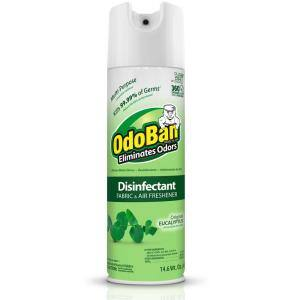 Disinfecting in Air Fresheners