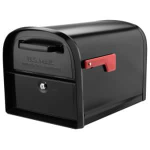 Locking in Residential Mailboxes