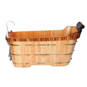 Wood in Bathtubs