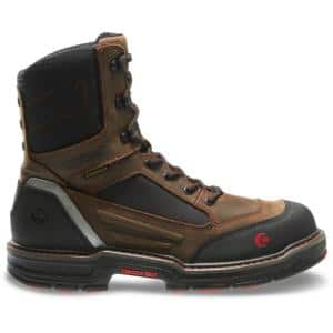 Footwear Style: 8 inch Work Boot