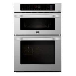 Wall Oven Size: 30 in.