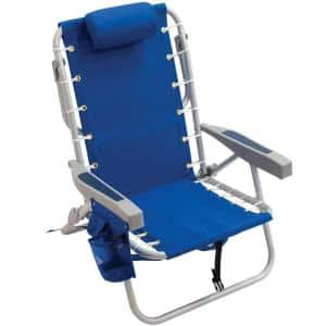 Reclining in Beach Chairs