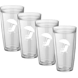 Plastic Drinking Glasses
