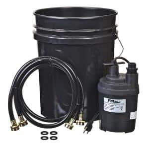 Recirculating Pump