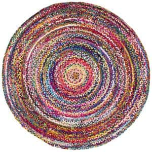 Approximate Rug Size (ft.): 6' Round
