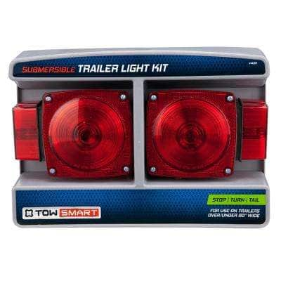 80 in. Over and Under Submersible Trailer Light Kit