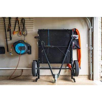1450 lbs. Capacity 4 ft. x 8 ft. Multi-Purpose Folding Utility Trailer Kit