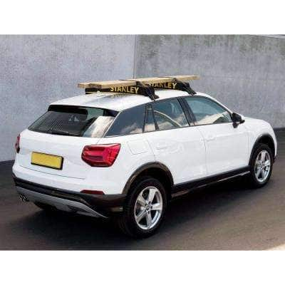 110 lbs. Weight Capacity Universal Roof Rack Pad and Luggage Carrier System
