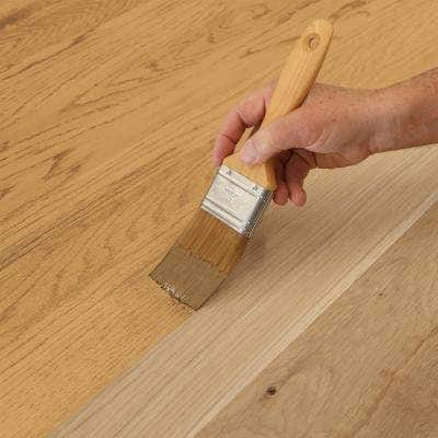 1 qt. #TIS-524 Natural Transparent Oil-Based Advanced Formula Interior Wood Stain