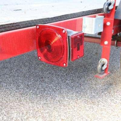 80 in. Under Right/Curbside 6-Function Rear Light