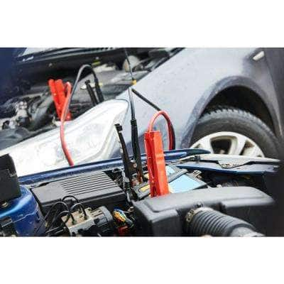 20 ft. 4-Gauge Automotive Booster Cables