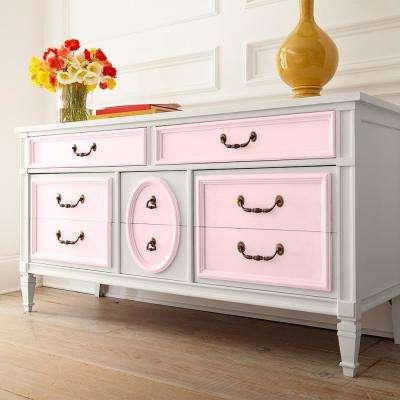 1 qt. #S140-1 Radiant Rose Interior Chalk Decorative Paint