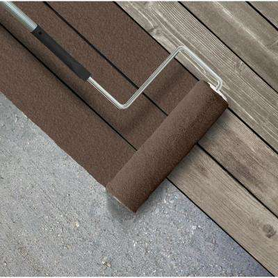 5 gal. #SC-111 Wood Chip Textured Solid Color Exterior Wood and Concrete Coating