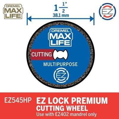 High Performance EZ Lock Diamond Wheel
