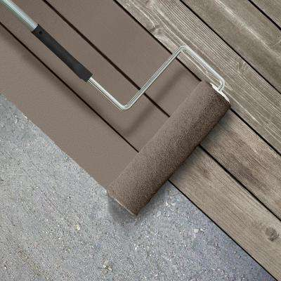 5 gal. #SC-159 Boot Hill Grey Smooth Solid Color Exterior Wood and Concrete Coating
