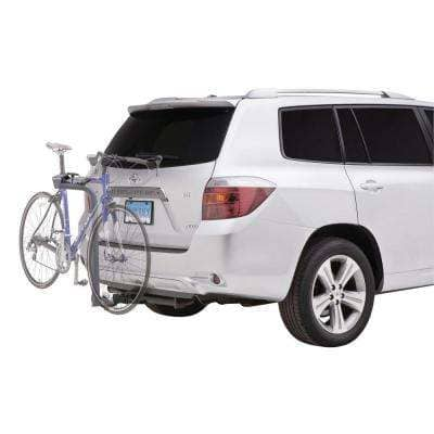 2-Bike Tow Ball or Receiver Rack