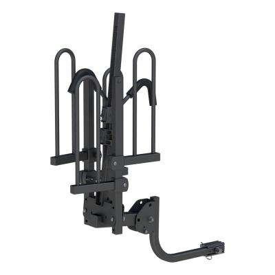 "Tray-Style Hitch-Mounted Bike Rack (2 Bikes, 1-1/4"" or 2"" Shank)"