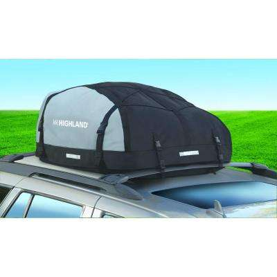 10 to 15 cu. ft. Expandable Waterproof KarPak, Rooftop Cargo Bag