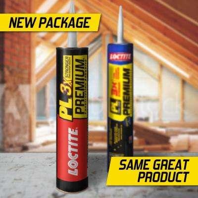 PL Premium 10 fl. oz. Polyurethane Construction Adhesive