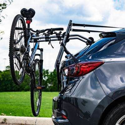 3-Bike Hitch Bike Rack