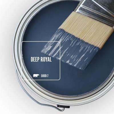 580D-7 Deep Royal Paint