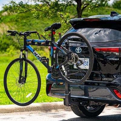 4-Bike Hitch Bike Rack