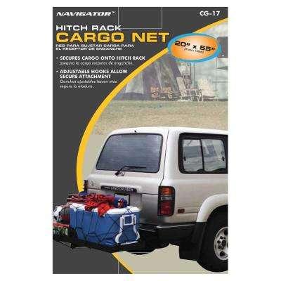 20 cu. ft. Cargo Rack Net for Hitch Cargo Rack
