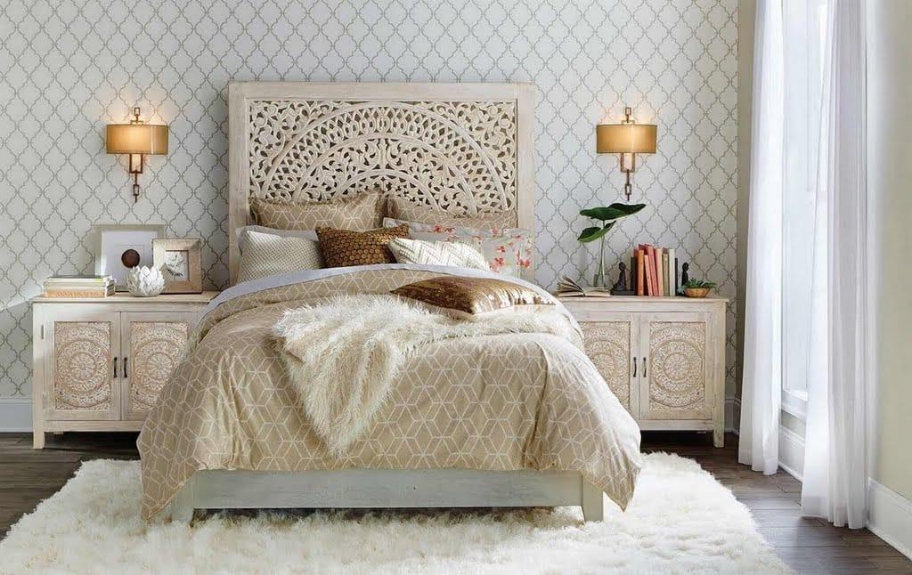 Eclectic Voyage Bedroom