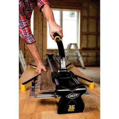 36 in. Slimline Professional Tile Cutter