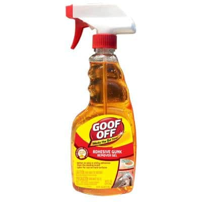 16 oz. Gunk and Adhesive Remover Gel Spray