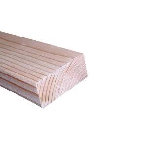 2 in. x 4 in. x 84 in. Premium Kiln Dried Hem Fir Lumber