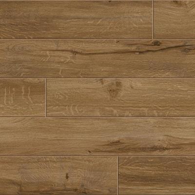 7.5 in. W x 47.6 in. L Apostle Islands Oak Click-Lock Luxury Vinyl Plank Flooring (28 cases/692.72 sq. ft./pallet)