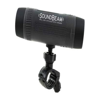 SoundBeam Grill Light with Bluetooth Speaker