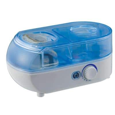 Portable Humidifier with Ionizer